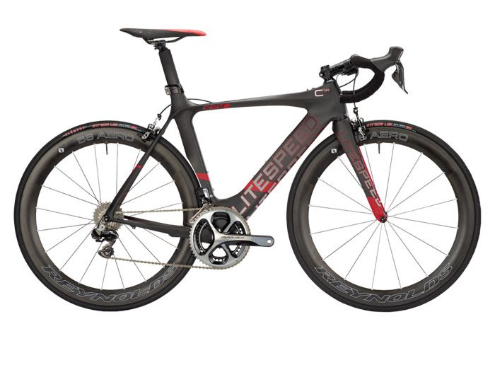 Bicicleta LiteSpeed C1R