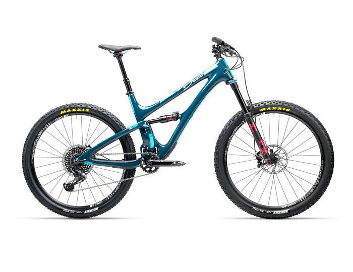 Bicicleta SB5 Beti Turq XT
