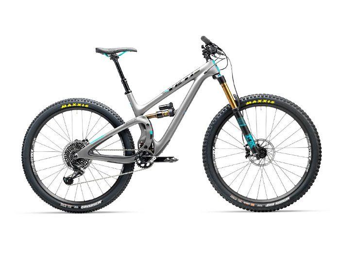 Bicicleta SB5.5 Turq XT