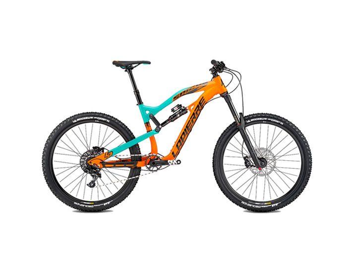 Bicicleta Lapierre 2017 Spicy 327