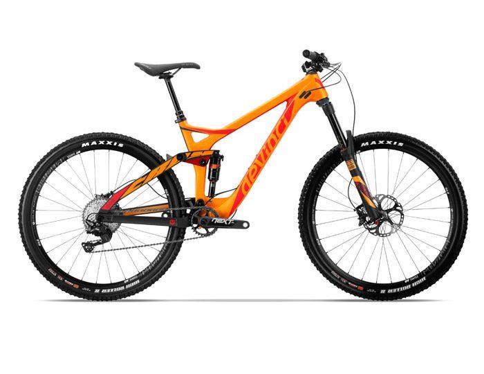 Bicicleta Devinci Troy Carbon X01