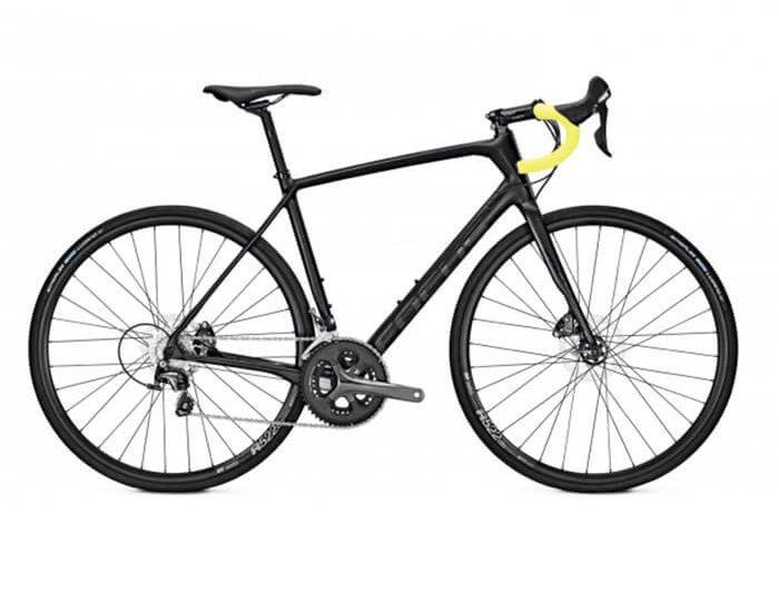 Bicicleta focus paralane tiagra
