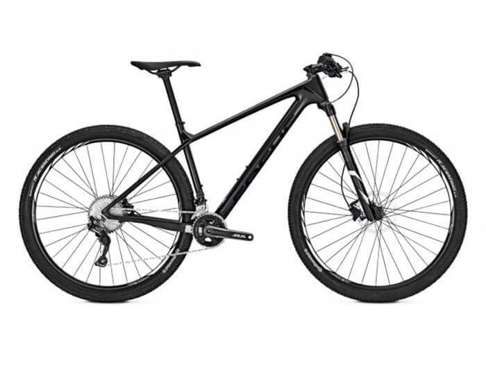 Bicicleta focus raven core
